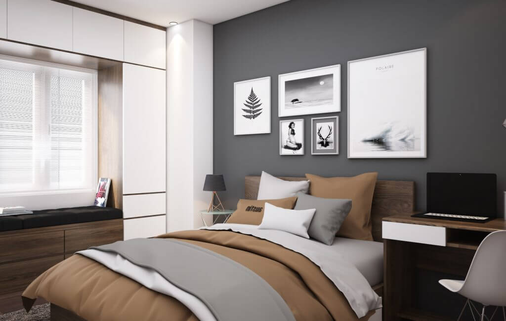 giường gỗ MDF có bền không 1