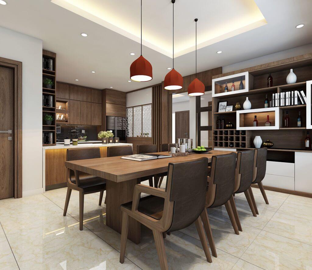 Nội thất Fuhome - Đơn vị chuyên thi công thiết kế nội thất chung cư 100m2
