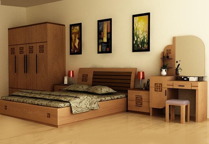 Nội thất Fuhome - Địa chỉ chuyên thiết kế thi công nội thất gỗ MDF chất lượng đảm bảo nhất