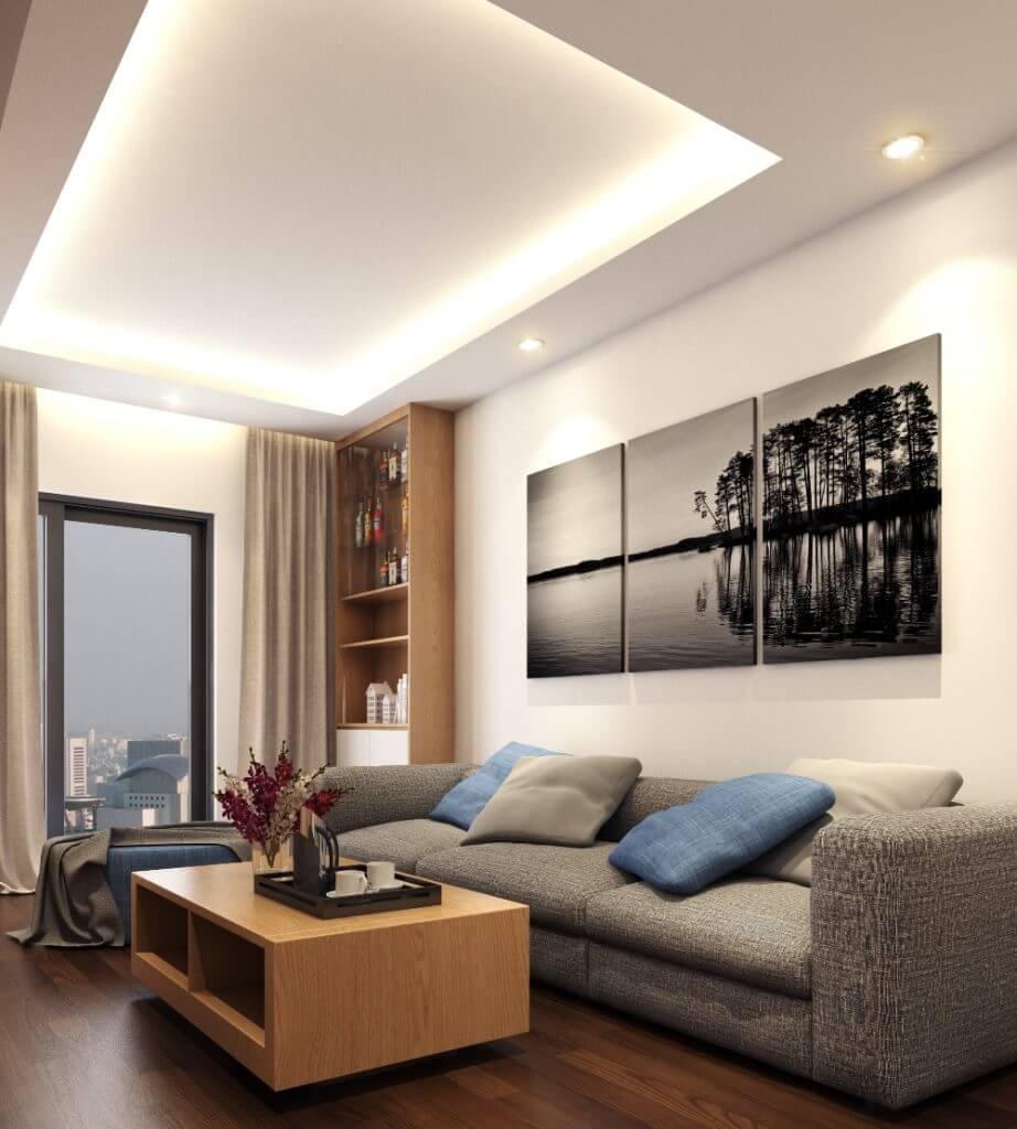 thiết kế thi công nội thất tại Hà Nội anh tuân