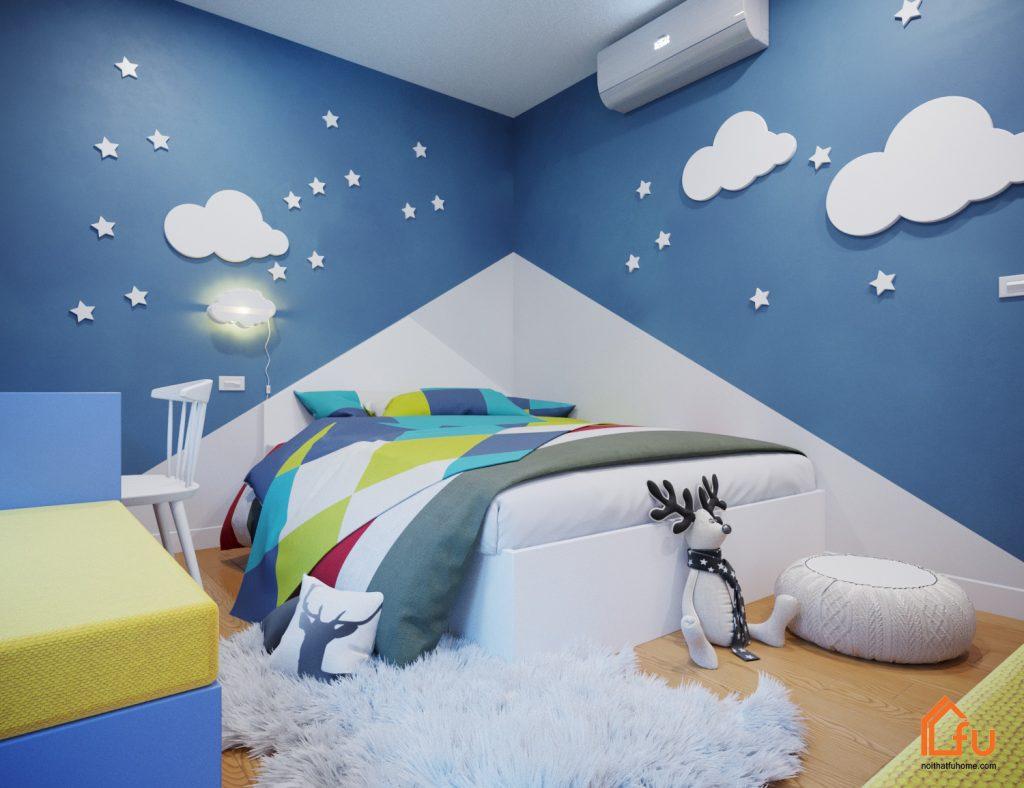 Thiết kế và thi công nội thất chung cư 8