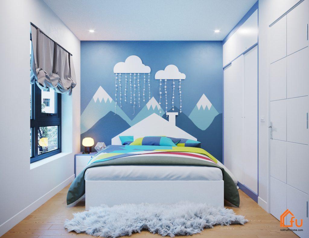 Thiết kế và thi công nội thất chung cư 10