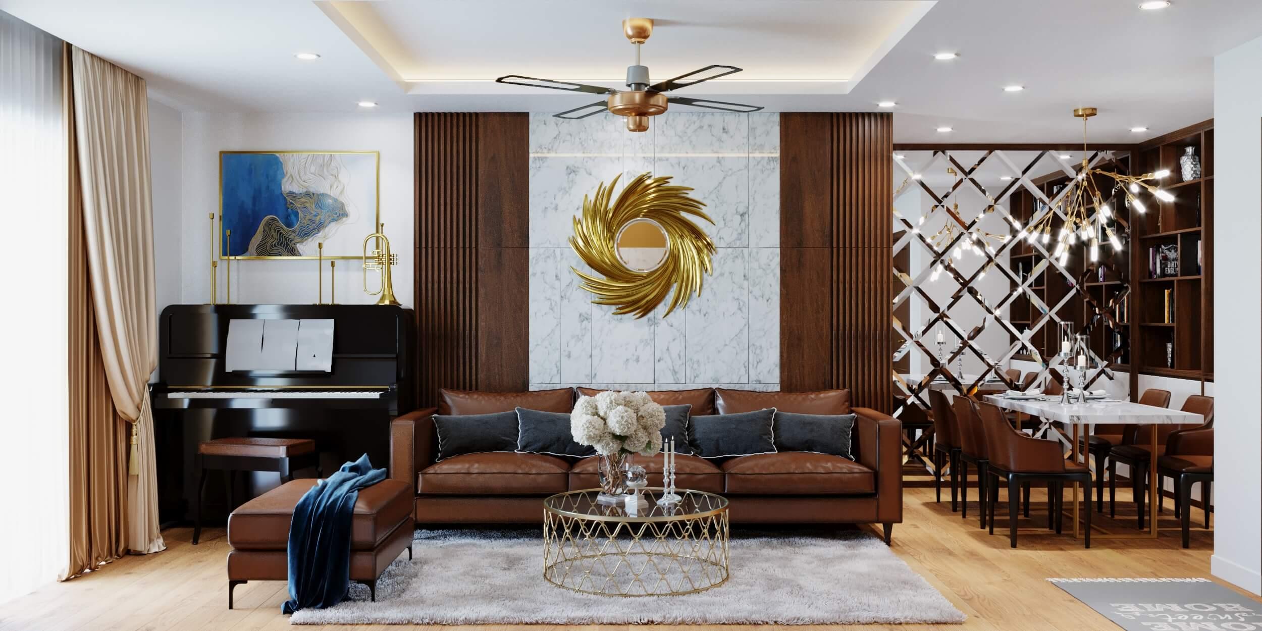 Thiết kế nội thất chung cư SEASON AVENNUE
