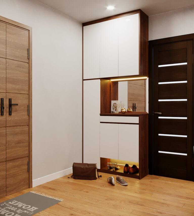 Nội thất căn hộ chung cư cao cấp Tứ Hiệp Plaza 1