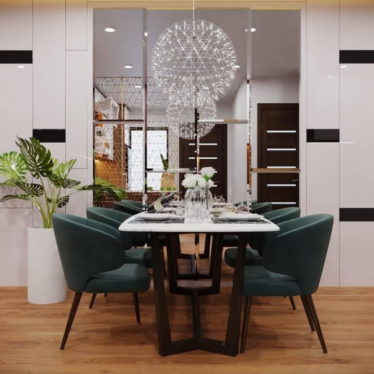 Báo giá hoàn thiện nội thất chung cư cho công trình đẹp như mơ 9