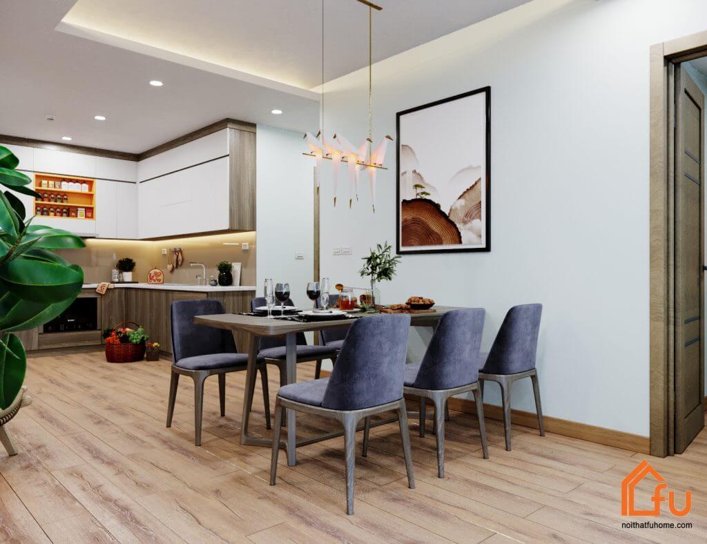 Phong thủy trong thiết kế không gian: Phòng bếp và nhà ăn 2