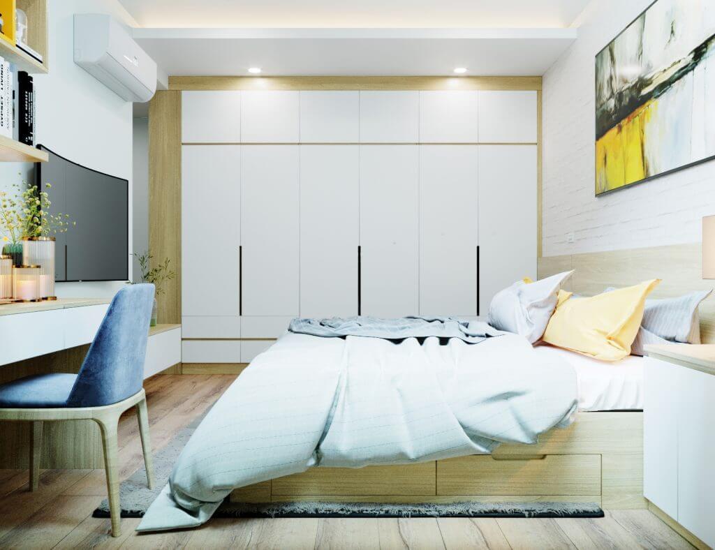 Làm sao để thiết kế phòng ngủ đẹp mà hợp với phong thủy ? 1