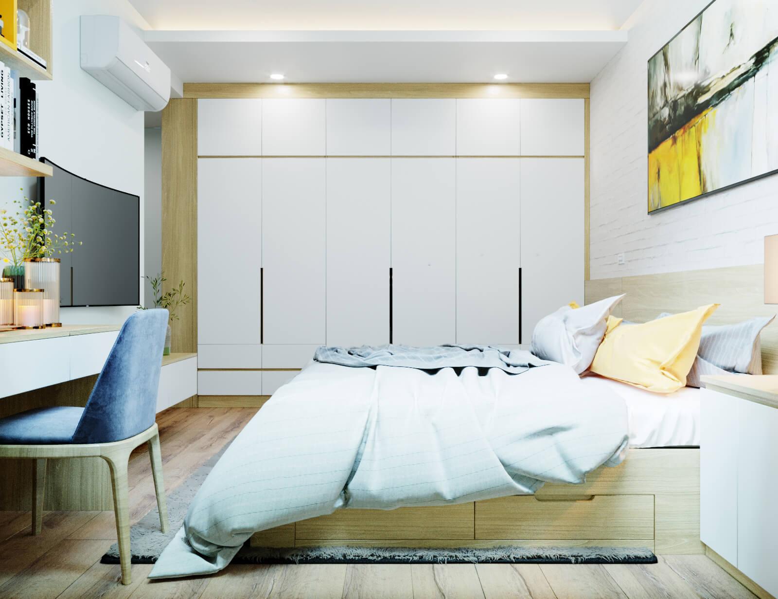 Làm sao để thiết kế phòng ngủ đẹp mà hợp với phong thủy