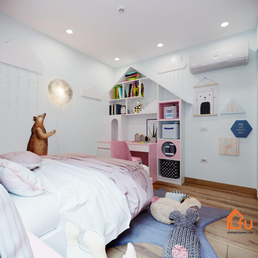 thiết kế thi công nội thất mandarin gadren 2 10