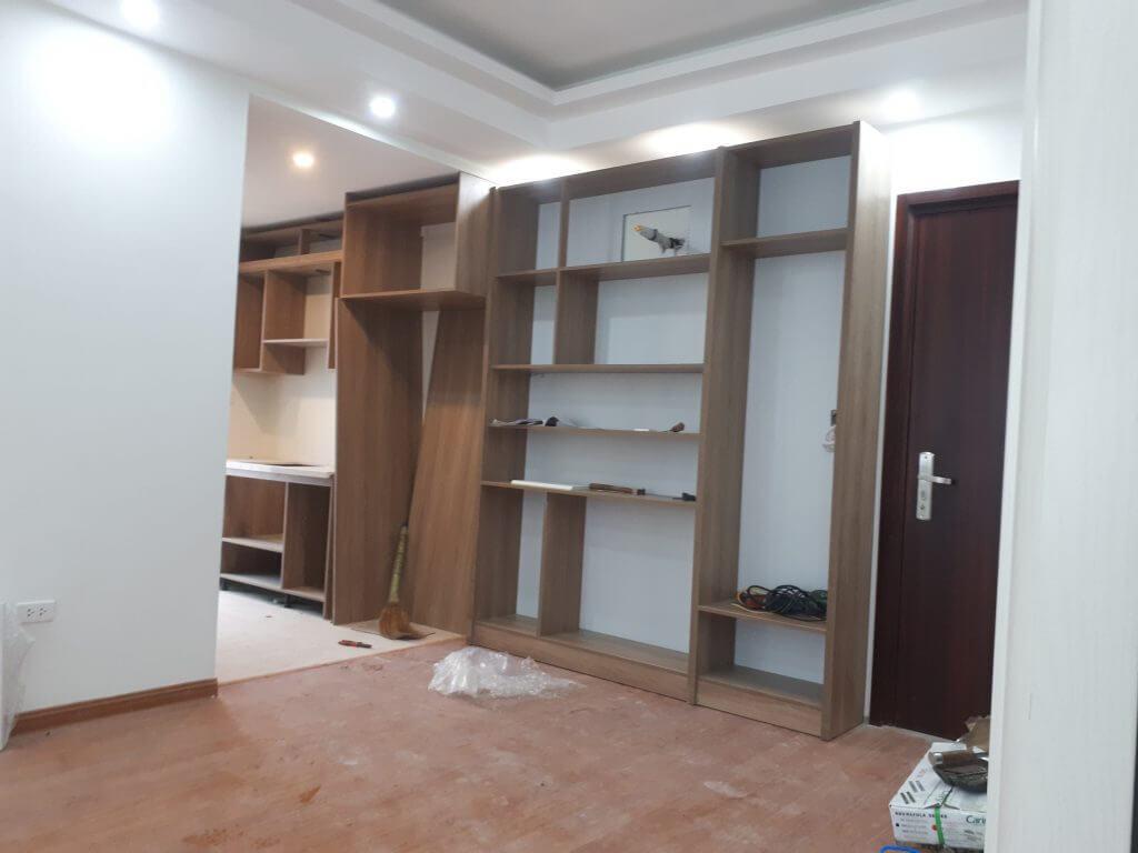đồ gỗ nội thất công nghiệp