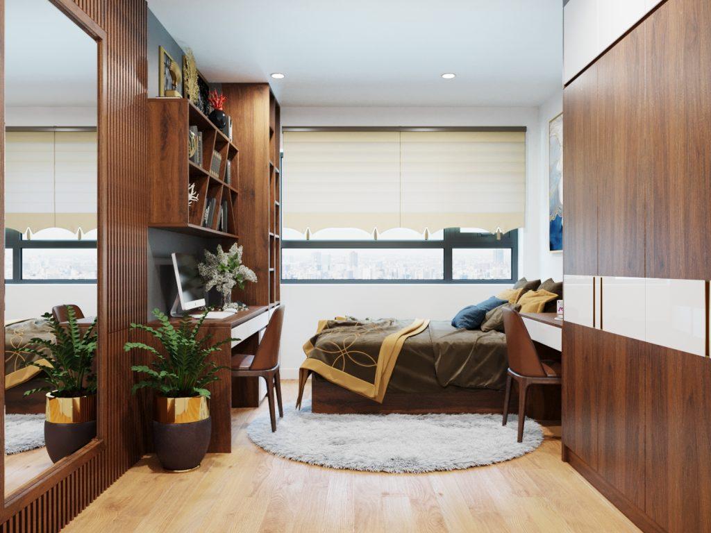 Thiết kế nội thất chung cư SEASON AVENNUE 11