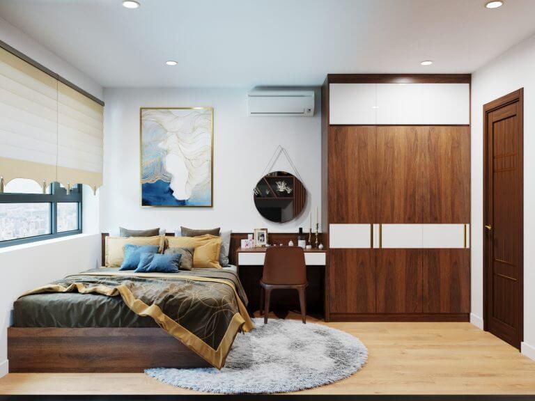 Những mẫu nhà chung cư đẹp ở Hà Nội 18
