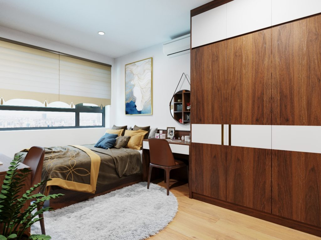 Thiết kế nội thất chung cư SEASON AVENNUE 8