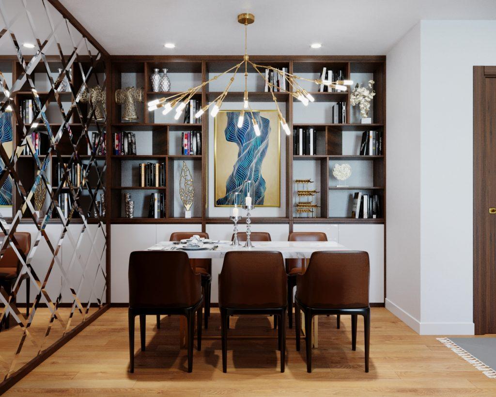 Thiết kế nội thất chung cư SEASON AVENNUE 3