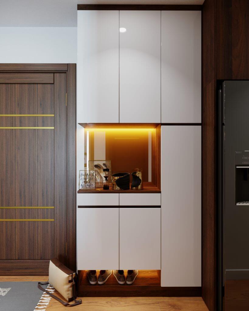 Thiết kế nội thất chung cư SEASON AVENNUE 4