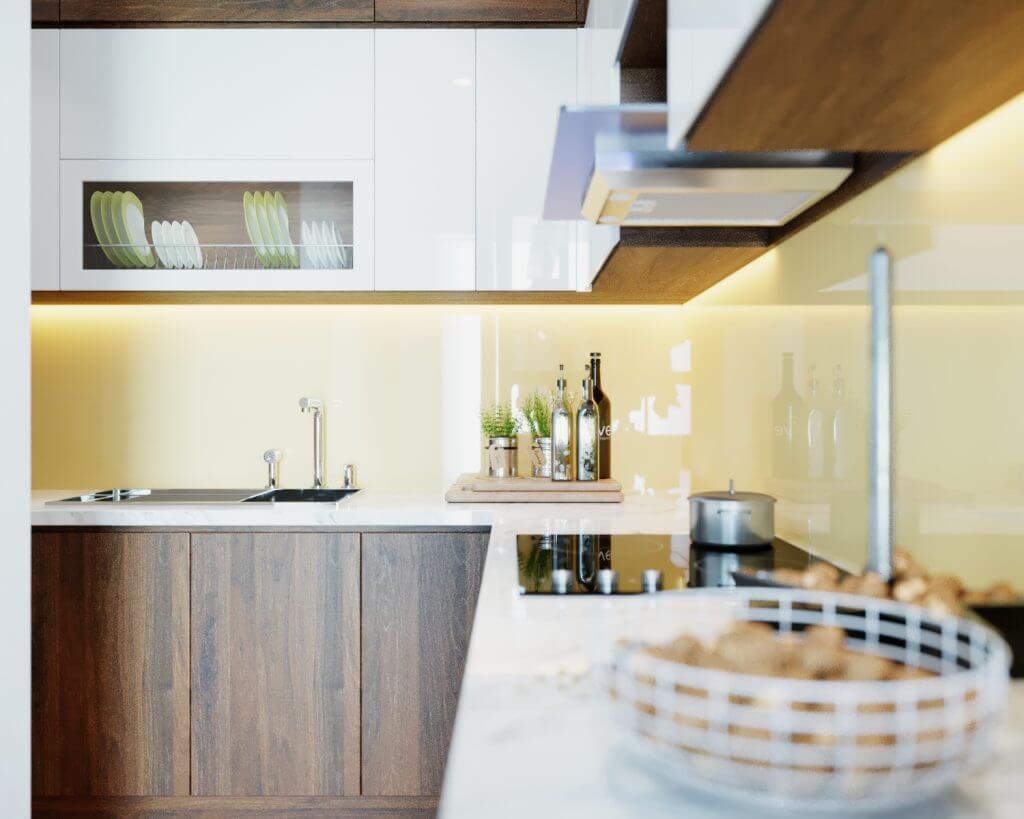 Thiết kế nội thất chung cư SEASON AVENNUE 7