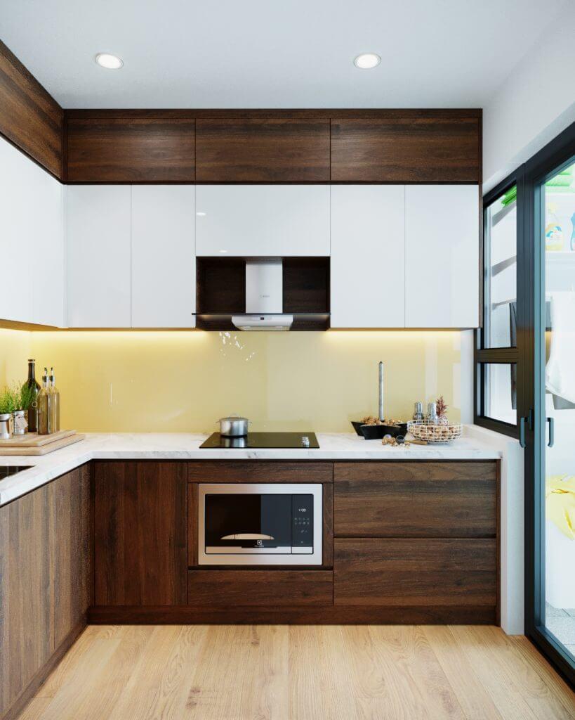 Thiết kế nội thất chung cư SEASON AVENNUE 6