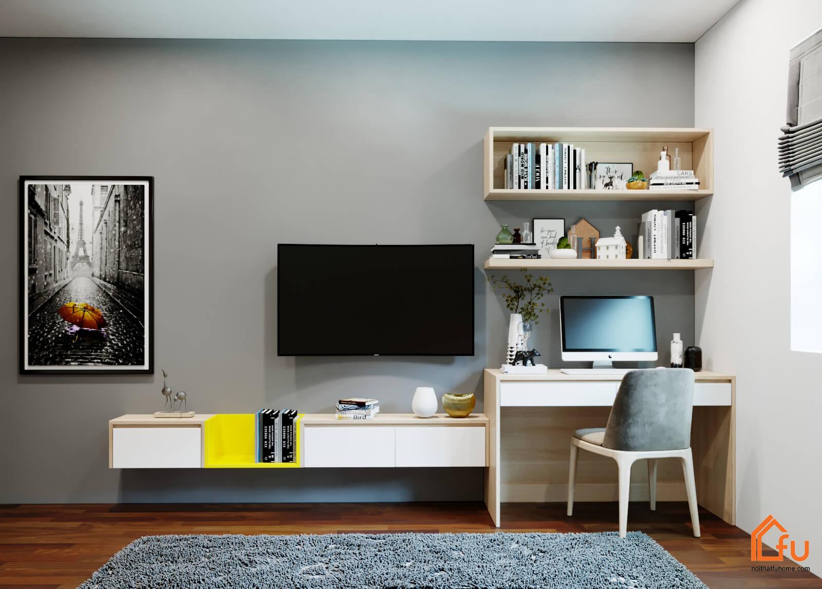 thiết kế, thi công nội thất chung cư TPHCM 1