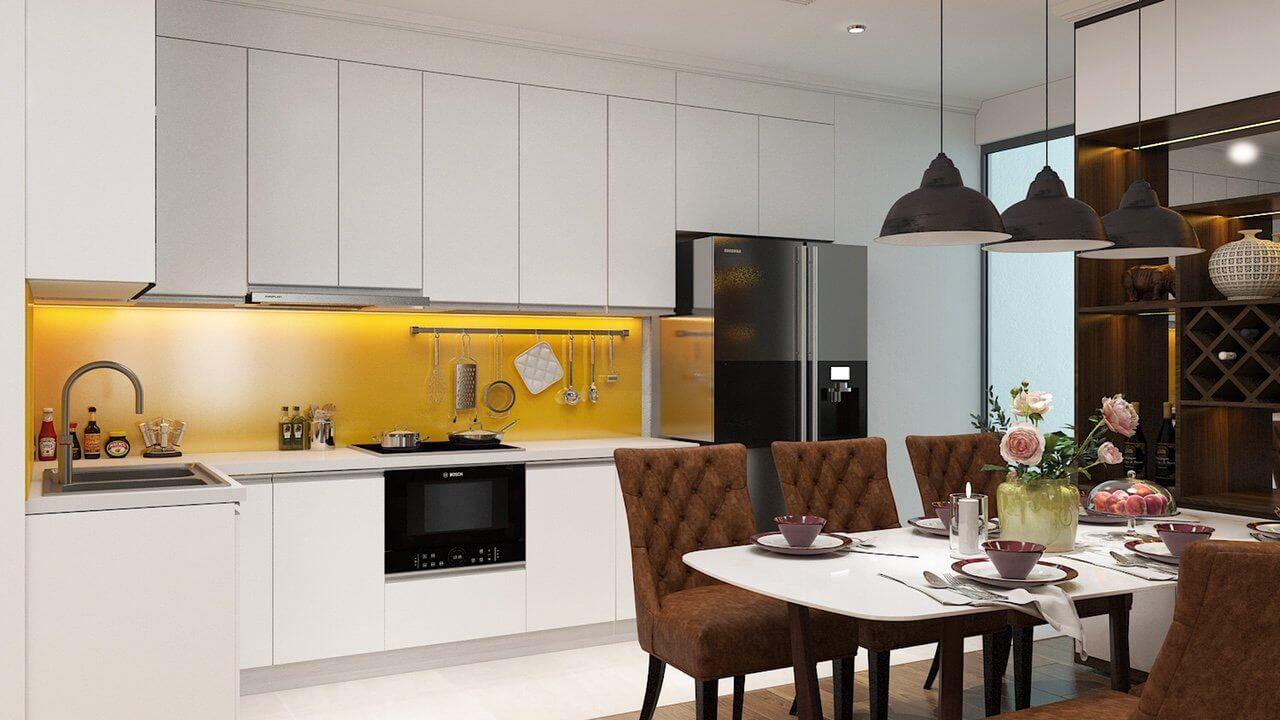 5 cách thiết kế phòng bếp và nhà ăn chuẩn theo phong thủy