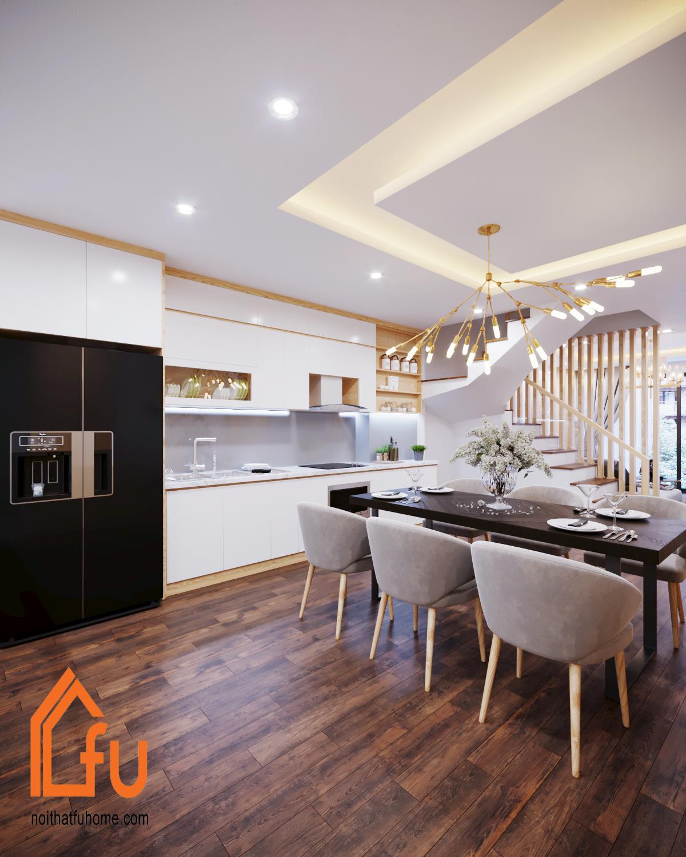 Hướng dẫn thiết kế nội thất chung cư đơn giản phong cách