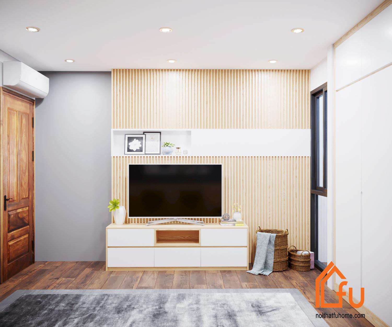 Một số gợi ý về thi công nội thất gỗ chung cư bạn nên biết 4
