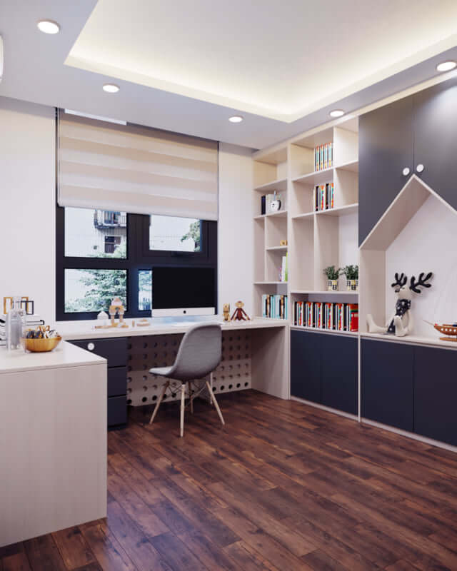 Nội thất Fuhome - Đơn vị thi công tủ gỗ Acrylic uy tín chất lượng đảm bảo nhất