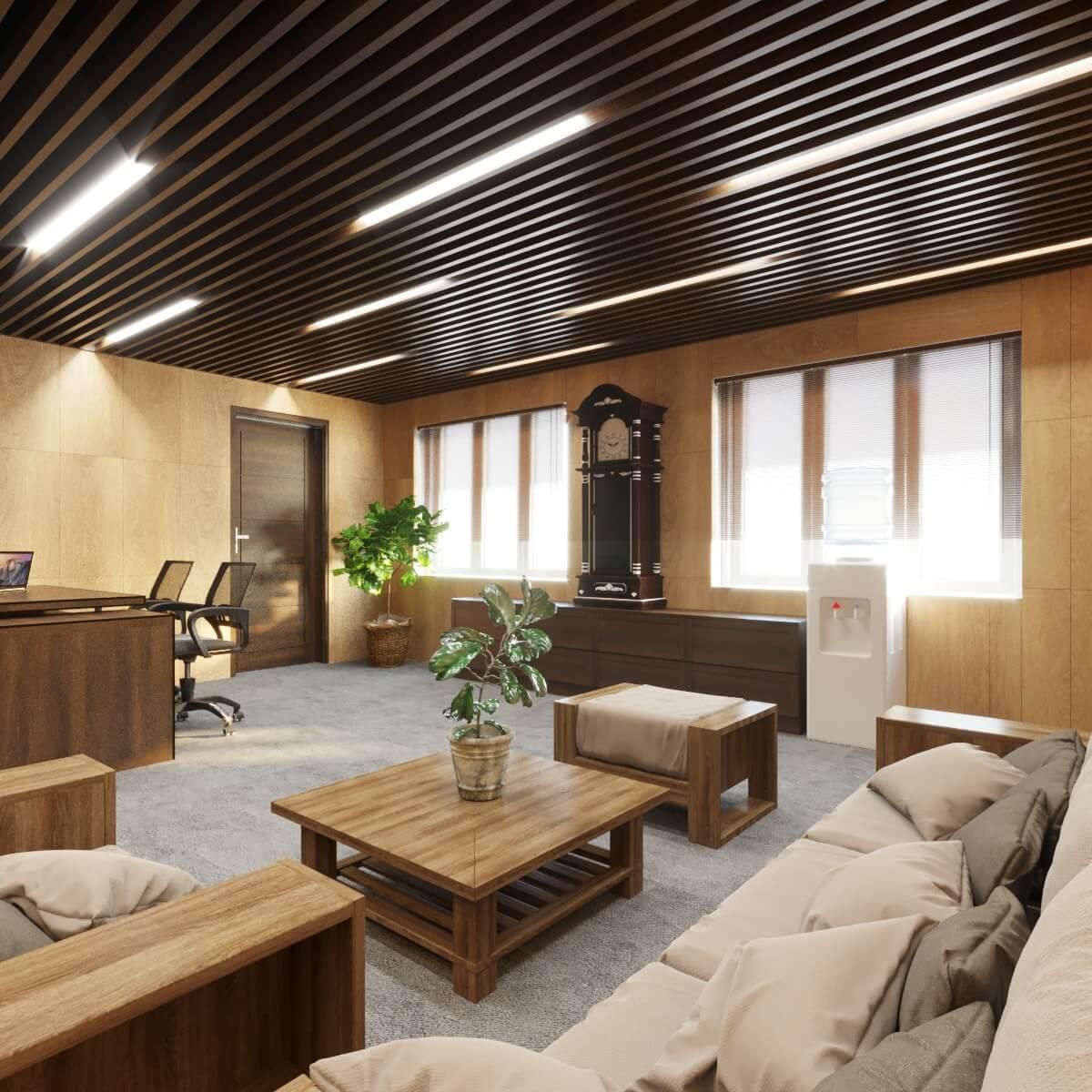 Một số mẫu nội thất chung cư 60m2 đẹp, tiện nghi 2