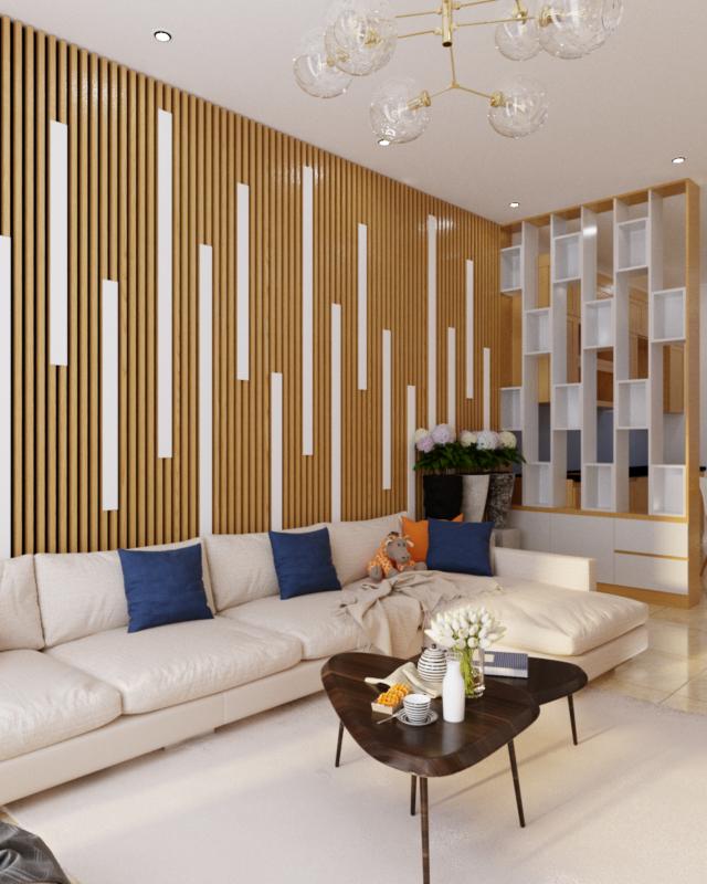 Lựa chọn đồ dùng nội thất khi thiết kế nội thất chung cư nhỏ