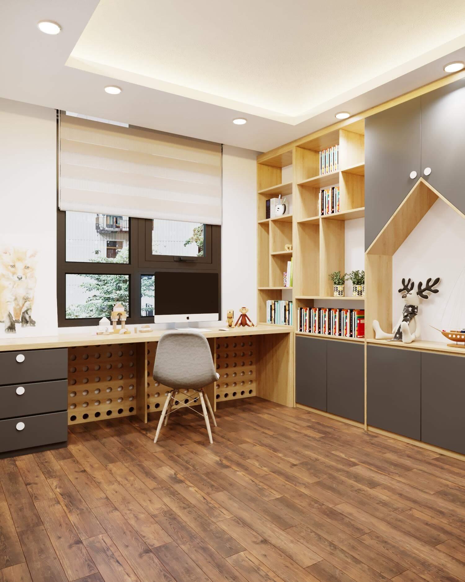 Bảng báo giá thiết kế nội thất chung cư 2
