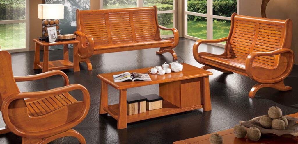 Sản phẩm gỗ tự nhiên được chạm khắc tinh xảo
