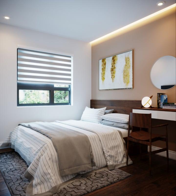 Nội thất gỗ Thái Lan - gường ngủ