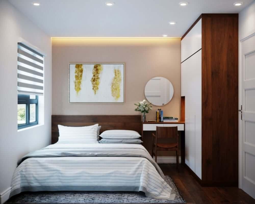 Một số mẫu giường tủ gỗ công nghiệp được yêu thích nhất