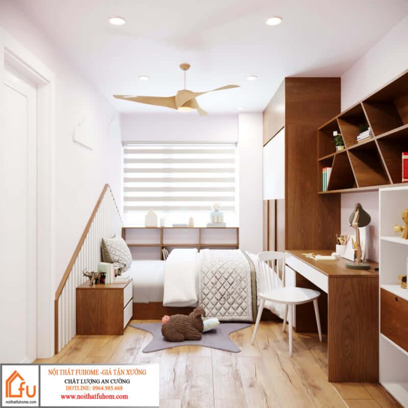 thiết kế nội thất hiện đại 9