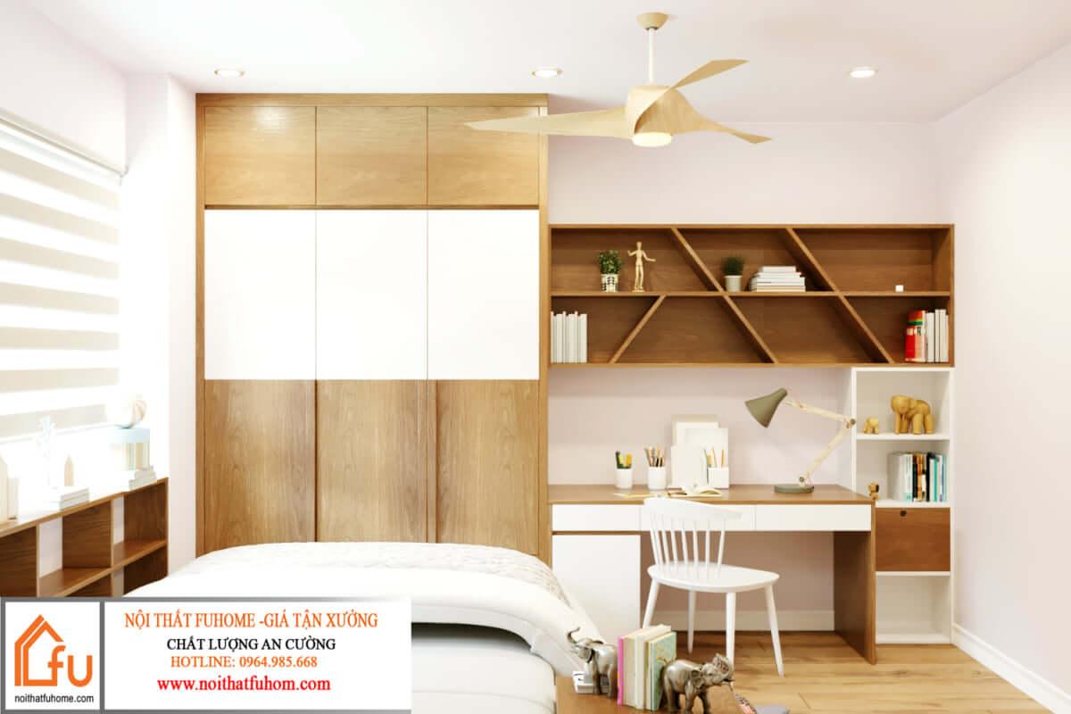 thiết kế nội thất hiện đại 8