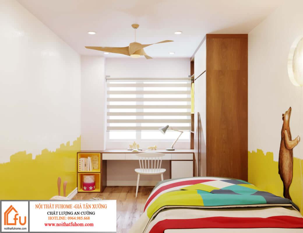 thiết kế nội thất hiện đại 7