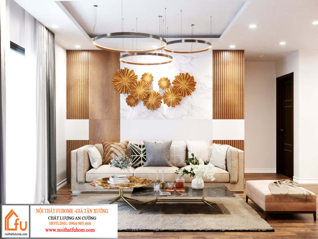 tổng quan về thiết kế căn hộ hiện đại