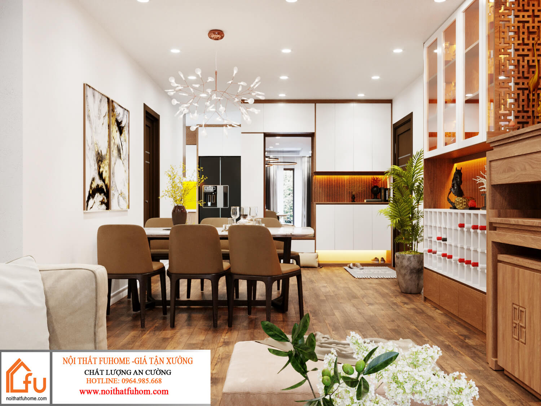 Những lưu ý khi thiết kế nội thất chung cư nhỏ 2