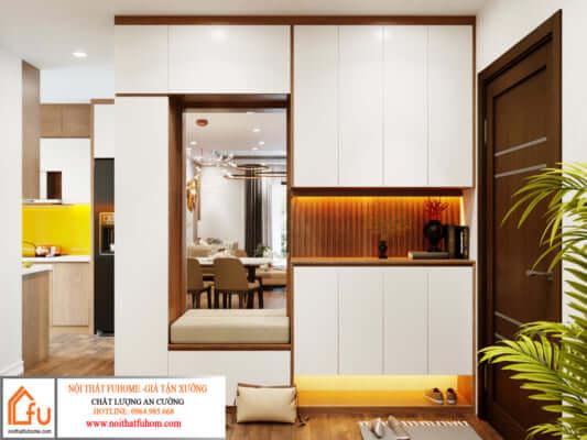 Nội thất Fuhome - Địa chỉ thi công nội thất gỗ công nghiệp uy tín 2