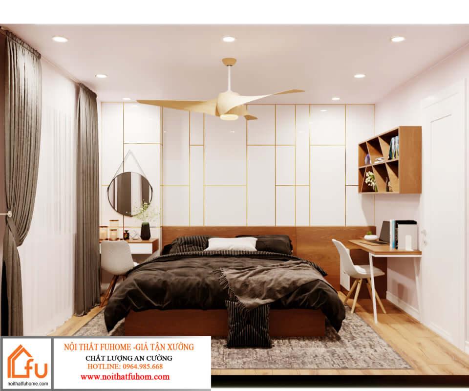 thiết kế nội thất căn hộ hiện đại 4