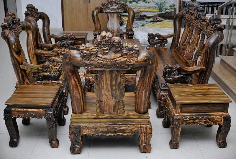 Những kiệt tác nội thất gỗ đẹp nhất mọi thời đại  1