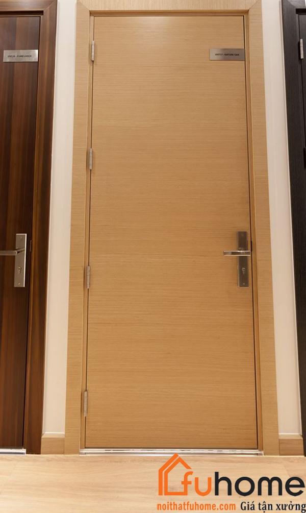 Một số mẫu cửa gỗ công nghiệp An Cường đẹp 4