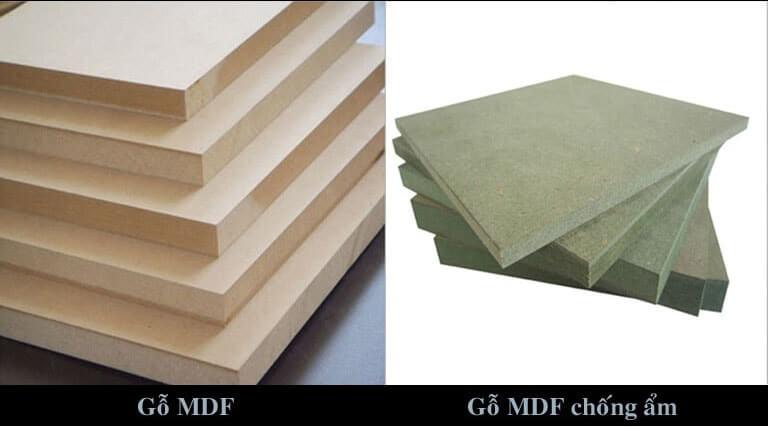 Gỗ công nghiệp MDF – Vật liệu không thể thiếu trong thế giới nội thất