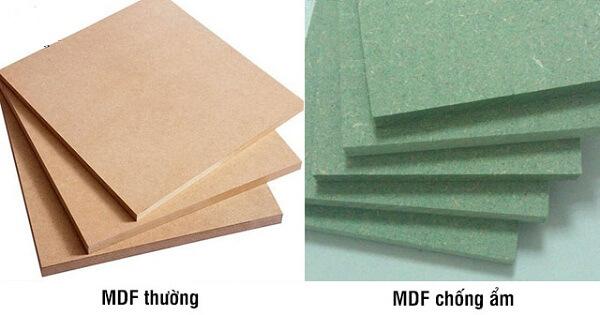 Bảng giá gỗ công nghiệp MDF cập nhật mới nhất 2019