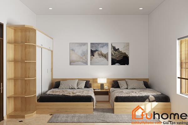 Những mẫu nhà chung cư đẹp ở Hà Nội 14