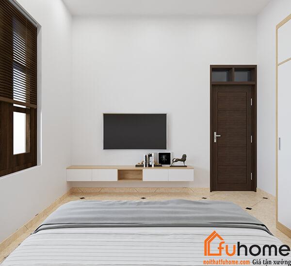 Thiết kế nội thất phòng ngủ nhà chị Lệ tại Ecopark1