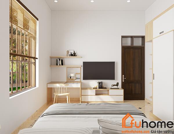Những mẫu nhà chung cư đẹp ở Hà Nội 15