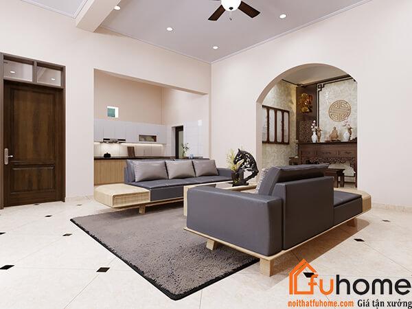 Mẫu thiết kế chung cư tân cổ điển được khá nhiều khách hàng lựa chọn