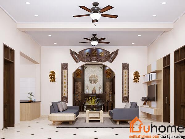 Phong cách thiết kế nội thất chung cư 100m2