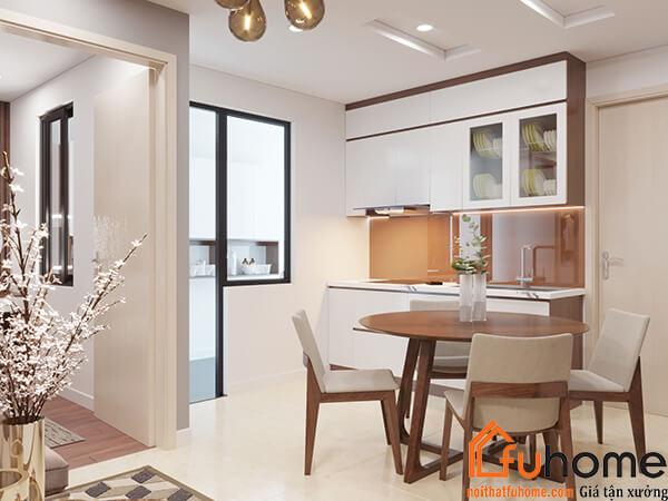 Thiết kế căn hộ chung cư 30m2  3