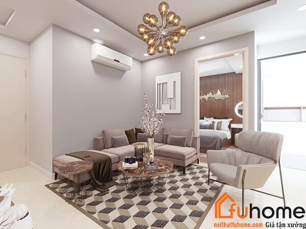 Những căn hộ chung cư đẹp ai cũng mê mẩn 111